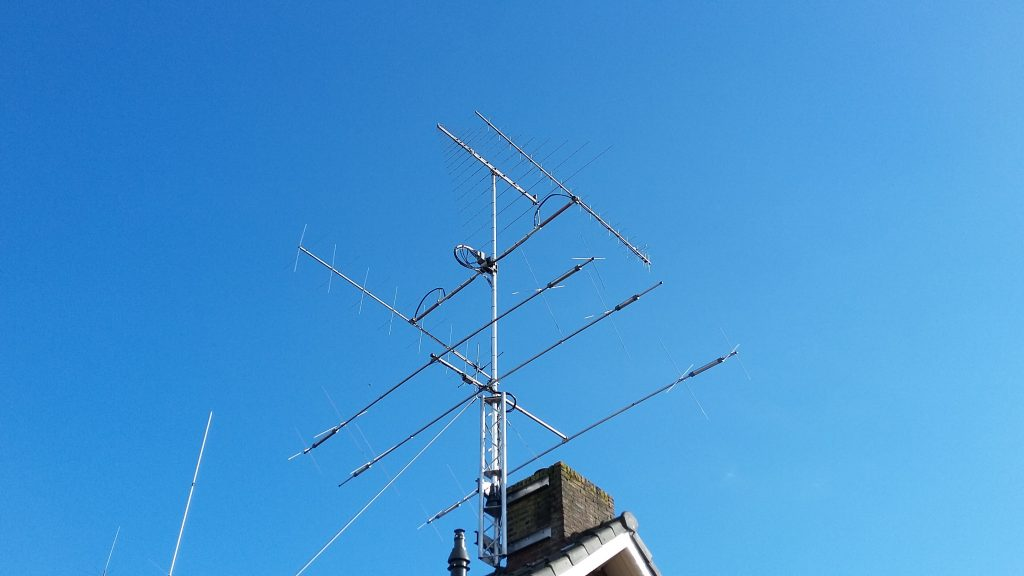 antennes in Nuland 2016